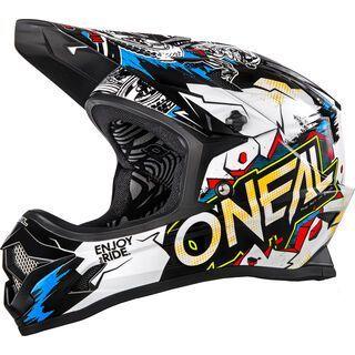 ONeal Backflip RL2 Helmet Villain, white - Fahrradhelm