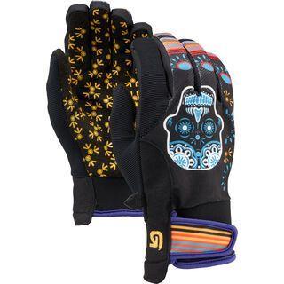 Burton Women's Pipe Glove , Muertos - Snowboardhandschuhe