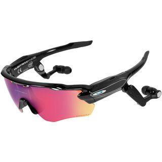 Oakley Radar Pace Prizm inkl. Wechselscheibe, black/Lens: prizm road - Sportbrille
