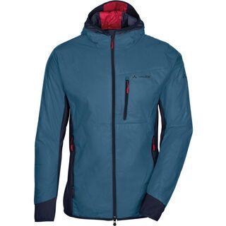 Vaude Men's Sesvenna Jacket, washed blue - Thermojacke