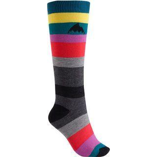 Burton Women's Party Sock, stripes - Socken
