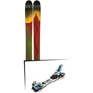 Set: Line Sir Francis Bacon Shorty 2015 + Marker F12 Tour EPF (499349S)