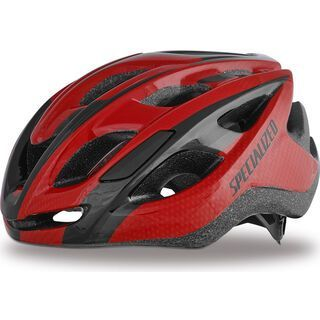 Specialized Chamonix, red/black - Fahrradhelm