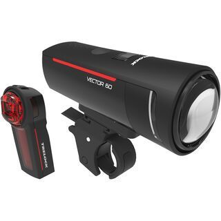 Trelock LS 600 I-Go Vector / LS 740 Vector - Beleuchtungsset