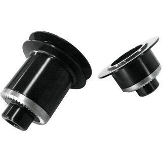 Syncros Adapterkit Hinterrad 135mm/QR, black - Achsadapter