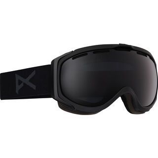 Anon Hawkeye, black/Lens: dark smoke - Skibrille