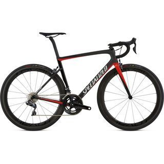 Specialized Tarmac Pro 2018, black/red/white - Rennrad