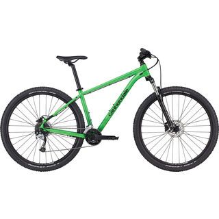 Cannondale Trail 7 - 27.5 2021, green - Mountainbike