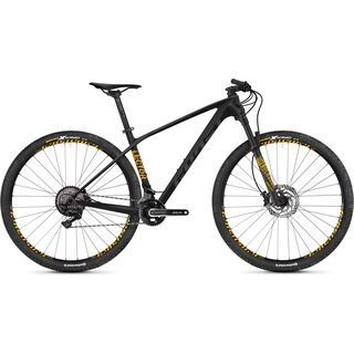Ghost Lector 2.9 LC 2019, black/titanium/yellow - Mountainbike