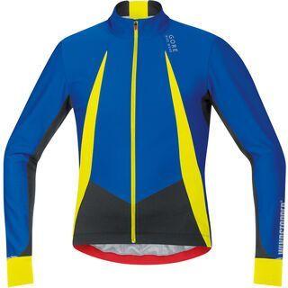 Gore Bike Wear Oxygen Windstopper Trikot lang, brilliant blue/black
