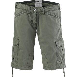 Scott Shorts Cargo Womens Classic, burnt olive - Shorts