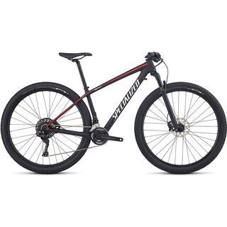 Specialized Woman's Epic HT Comp Carbon 29 2017, black/red/silver - Mountainbike