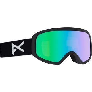 Anon Insight, black/Lens: green solex - Skibrille