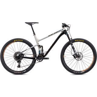 NS Bikes Synonym TR 2 2020, black/white - Mountainbike