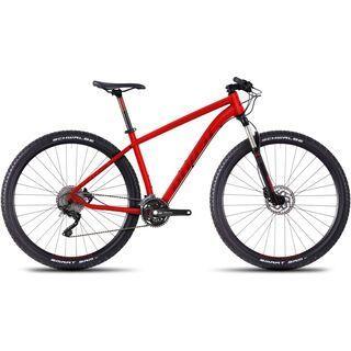 Ghost Tacana 7 2016, red/black - Mountainbike