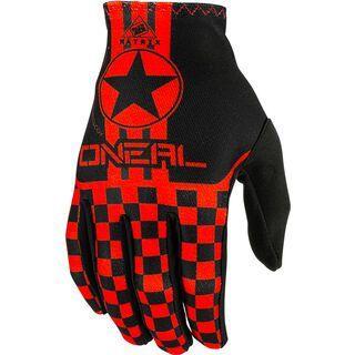 ONeal Matrix Kids Gloves Wingman, black/red - Fahrradhandschuhe