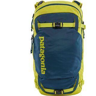 Patagonia SnowDrifter Pack 30L - S/M, crater blue - Rucksack