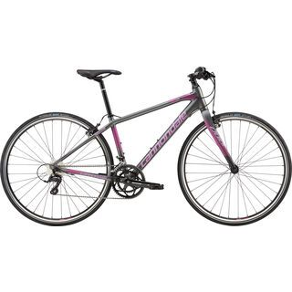 Cannondale Quick Speed Women's 3 2016, grey/orchid - Fitnessbike