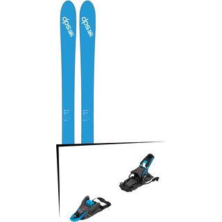 Set: DPS Skis Wailer 106 2017 + Salomon S/Lab Shift MNC (2212365)