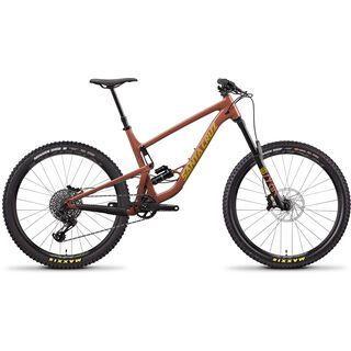 Santa Cruz Bronson AL S 2020, red/yellow - Mountainbike