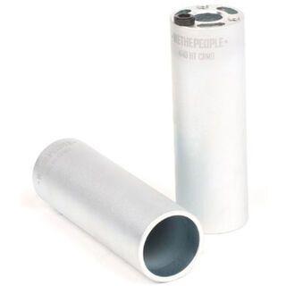 WeThePeople Toxic Pegs Set, 9,5/14 mm, silber