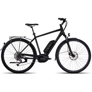 Ghost Hybride Andasol Trekking 2 2017, black/gray - E-Bike