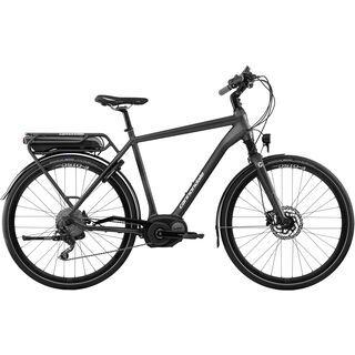 Cannondale Mavaro Active 1 City 2017, cashmere/silver/anthracite - E-Bike
