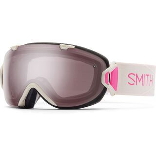 Smith I/Os + Spare Lens, bright sands/ignitor mirror - Skibrille