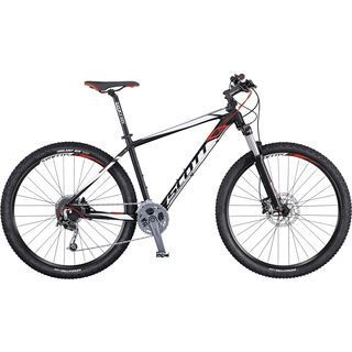 Scott Aspect 730 2016, black/white/red - Mountainbike