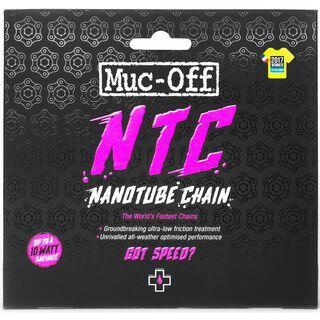 Muc-Off NTC Nanotube Chain SRAM Red - Kette