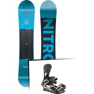 Set: Nitro Prime Blue 2019 +  Machine (2179782S)
