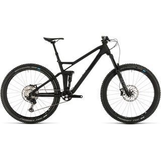 Cube Stereo 140 HPC SL 27.5 2020, carbon´n´grey - Mountainbike