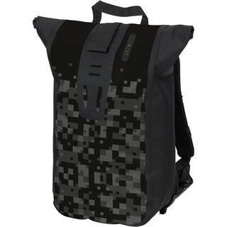 Ortlieb Velocity Design Pixel, schwarz - Kuriertasche