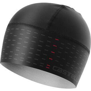 Castelli Arrivo 3 Thermo Skully, light black - Radmütze