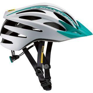 Mavic Crossride SL Elite W, white/blue - Fahrradhelm