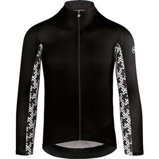 Assos Mille GT LS Jersey, blackseries - Radtrikot