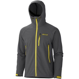 Marmot Up Track Jacket, Slate Grey - Softshelljacke