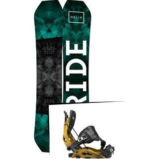 Set: Ride Helix 2017 + Flow Fuse Hybrid (1718363S)