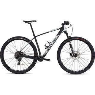 Specialized Stumpjumper HT Comp Carbon 29 World Cup 2016, carbon/white - Mountainbike