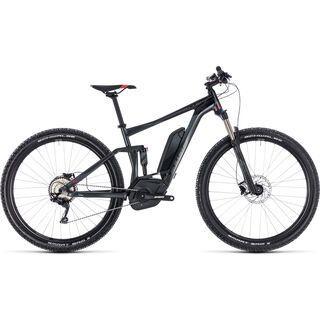 Cube Stereo Hybrid 120 ONE 500 29 2018, iridium´n´red - E-Bike