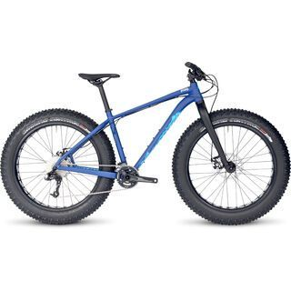 Specialized Fatboy SE 2016, blue/cyan/white - Mountainbike