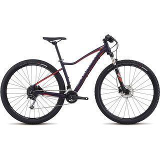 Specialized Jett Comp 29 2017, indigo/red/silver - Mountainbike