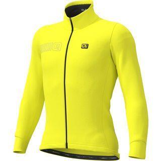 Ale Color Block Jacket, fluo-yellow - Radjacke