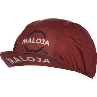 Maloja PushbikersM. Cap, maroon - Radmütze
