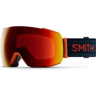 Smith I/O Mag inkl. WS, red rock/Lens: cp sun red mirror - Skibrille