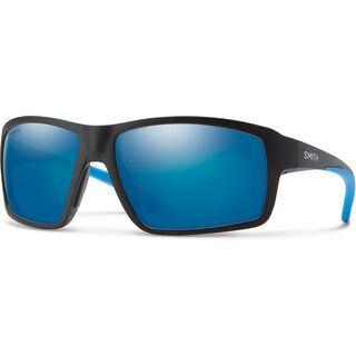 Smith Hookshot Chromapop Polarized Blue Mirror matte black