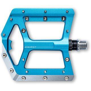 Cube Pedale Slasher blue