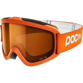 POC POCito Iris, fluo orange/Lens: spektris orange - Skibrille