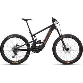 Santa Cruz Heckler CC X01 Reserve 2020, black/copper - E-Bike