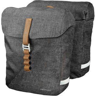Racktime Heda (Paar), dust grey - Fahrradtasche